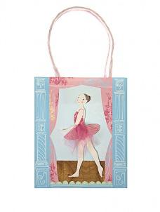 Meri Meri Τσάντα δώρου Dancers Ballet