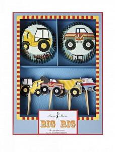 Meri Meri Cupcake kit Φορτηγά