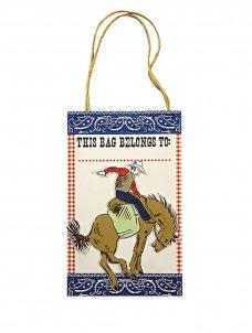 Meri Meri Τσάντα δώρου Cowboy