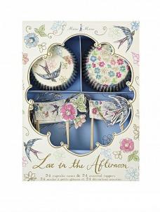 Meri Meri Cupcake kit Love in the afternnon