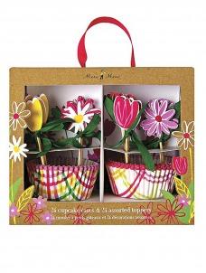 Meri Meri Cupcake kit Garden