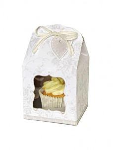 Meri Meri Cupcake Box Γάμου