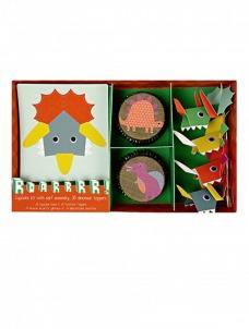 Meri Meri Cupcake kit Δεινόσαυρος