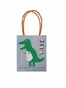 Meri Meri Τσάντες δώρου Δεινόσαυρος