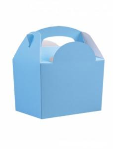Party box σε σιέλ χρώμα