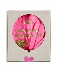 Meri Meri Balloon Kit Pink (8τεμ)