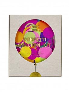 Meri Meri Multi color Confetti Balloon Kit (8τεμ)