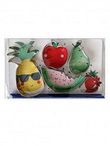 Meri Meri Cookie Cutter Fruit
