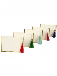 Meri Meri Χριστουγεννιάτικες κάρτες καλεσμένων