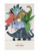 Meri Meri Cake Toppers Dinosaur Kingdom